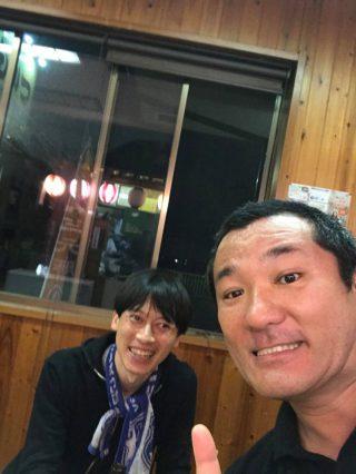 板橋区赤塚より東松山市に災害ボランティアに来ていただいたお客様。